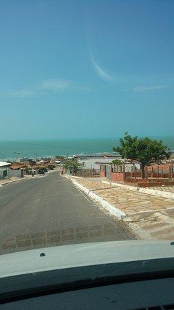 Areia Branca, RN: Chegada em Ponta do Mel