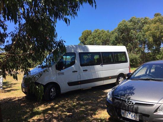 Oceania Tours & Safaris - Day Tours: The van