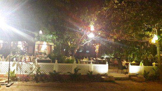 Pachranga : Beautiful ambience at Night