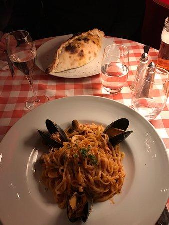 Beautiful Italian food