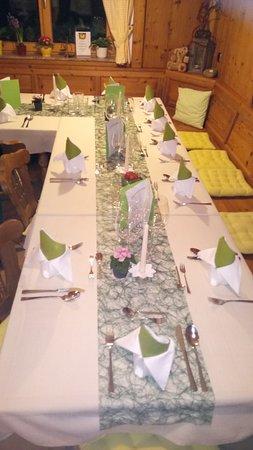 Sankt Kanzian, Oostenrijk: Geburtstagsfeier