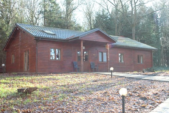 Ellesmere, UK: Our lodge -- 8 person