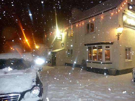 The Kings Arms: Winter  Time