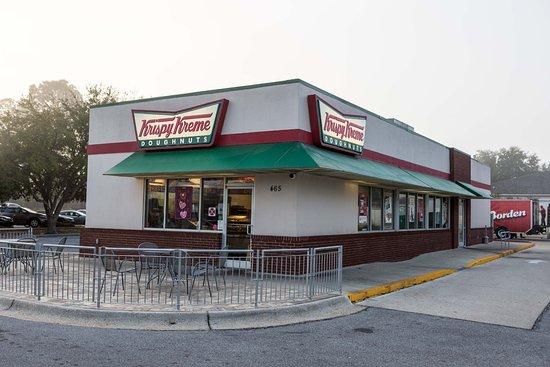 Krispy Kreme Panama City Beach Florida