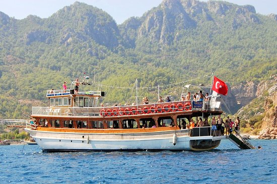 King Sezar Boat Tour