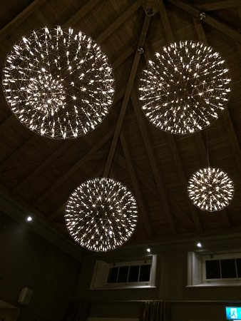 Stunning Ceiling Lights Picture Of Brerie Blanc