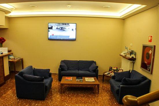 Salón de TV del Hotel Oros 3*