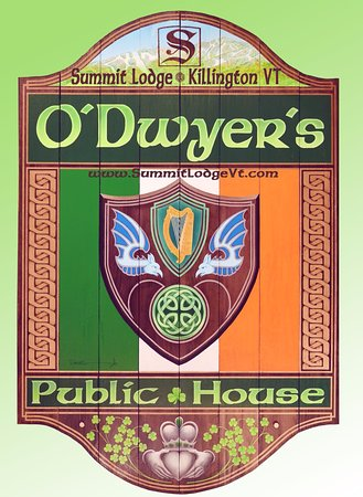 Killington, VT: O'Dwyer's Irish Pub