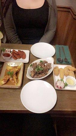 Mango Thai Tapas, Portswood : Starters...