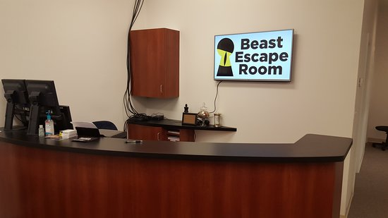 Beast Escape Room