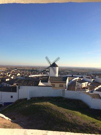 Mota del Cuervo, España: vue