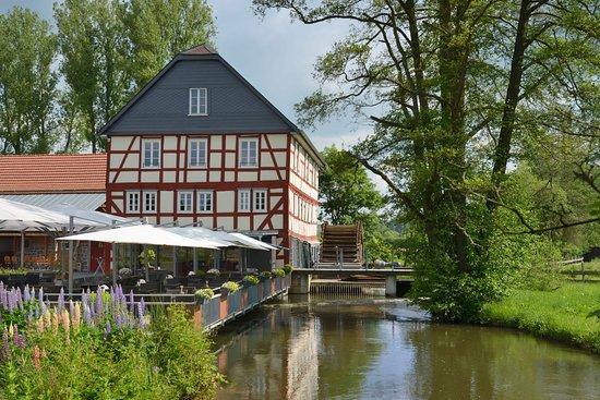 Frankenberg, Γερμανία: Landgut Walkemühle