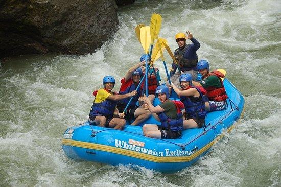 Excitement Costa Rica: Pura Vida Rafting