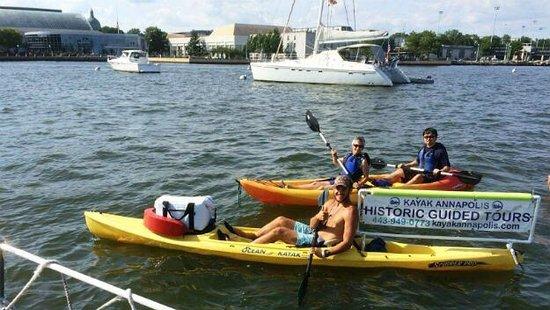 Kayak Annapolis LLC: Great days at Kayak Annapolis! 🌞