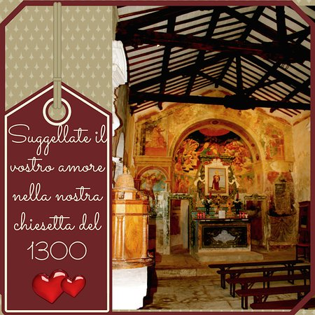 Ferentillo, Italia: Chiesa di San Vincenzo nel borgo