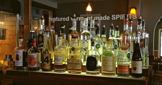 Londonderry, VT: Vermont Made Spirits