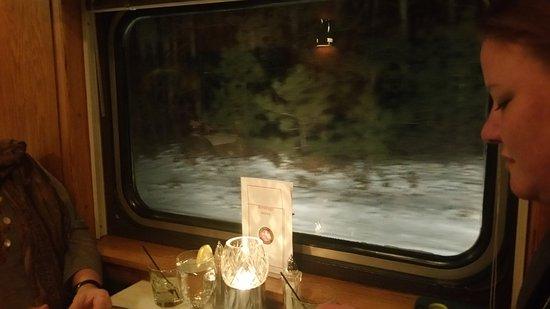 Spooner, Ουισκόνσιν: window seat