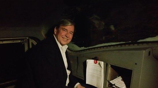Spooner, Ουισκόνσιν: engine ride