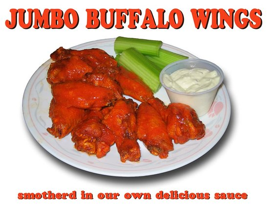 Chadds Ford, PA: wings