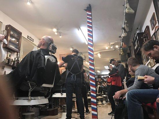Budapest Barber Shop Astoria