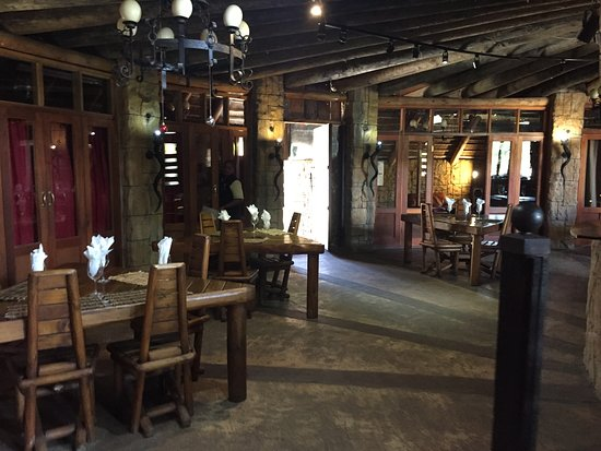 Nyaru Private Game Lodge Photo