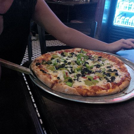 Pizza Fiore Miami Beach Fl