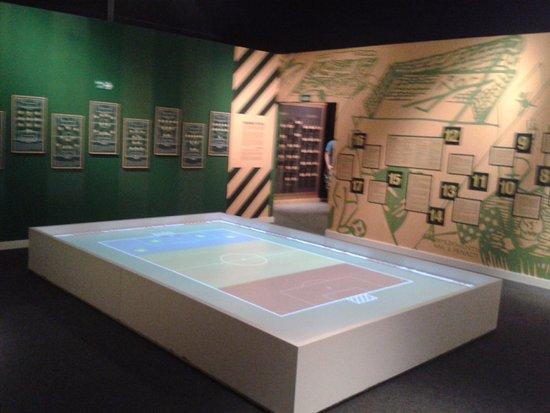 Museu Brasileiro do Futebol