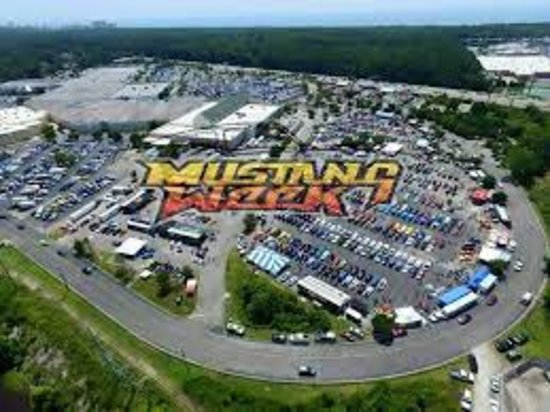 Spend The Day At Myrtle Beach Sdway Calling All Mustangs Sept 6th 2017 During