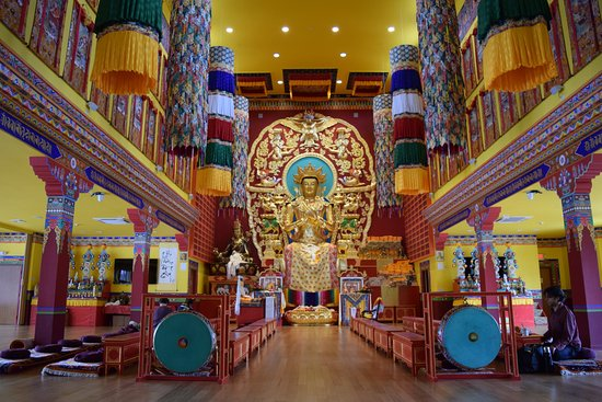 Kagyu Thubten Chöling Monastery