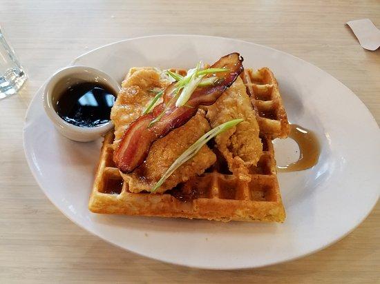 Waffles Restaurant South Loop