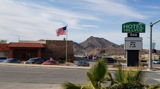 Hotel hillvue updated 2019 prices reviews photos el paso tx tripadvisor for Marty robbins swimming pool el paso