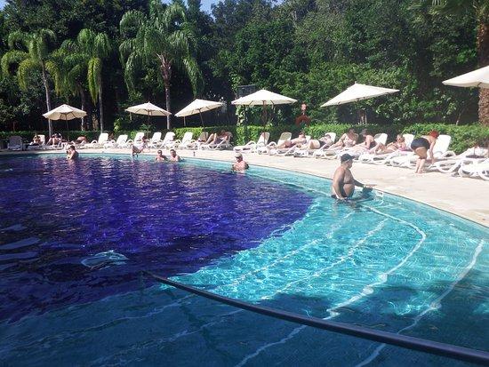 Bahia Principe Luxury Sian Ka'an: Activity Pool Sian Kaan