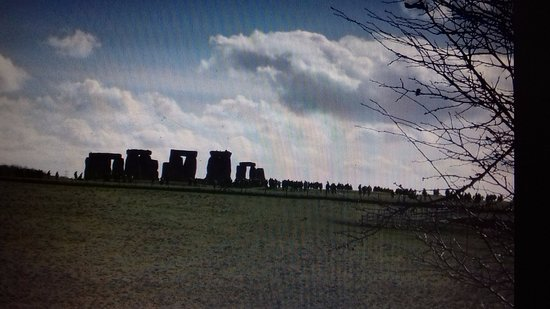 Shrewton, UK: the Henge