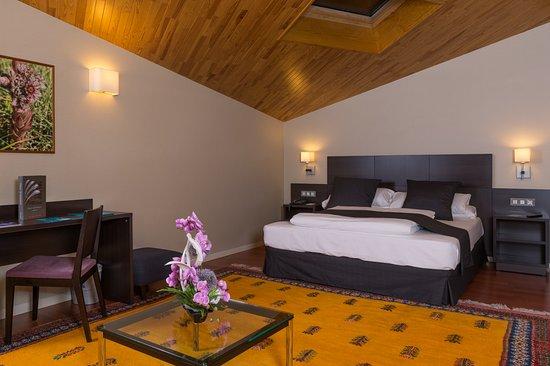 Habitación Suite Hotel Font d'Argent Canillo 4*