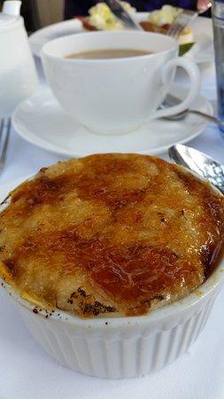 The Peninsula Beverly Hills: oatmealbrulee-yum
