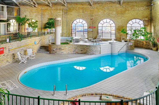 Indoor Pool Picture Of Delta Hotels By Marriott London Armouries London Tripadvisor