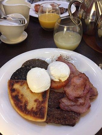 Cumnock, UK: Full Scottish!