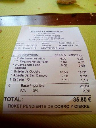 Cariño, Spagna: IMG-20170204-WA0040_large.jpg
