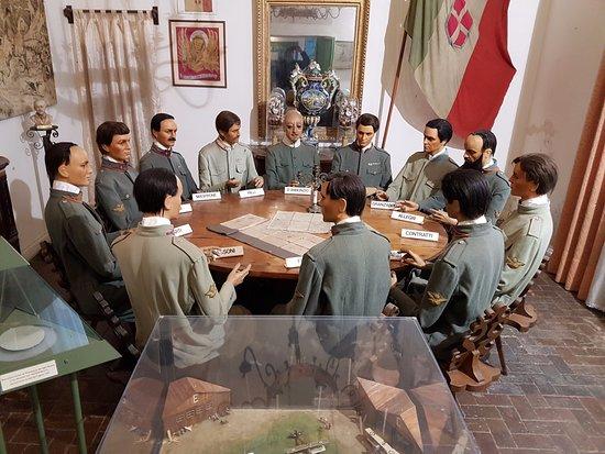 Due Carrare, Italy: Gabriele D'annunzio
