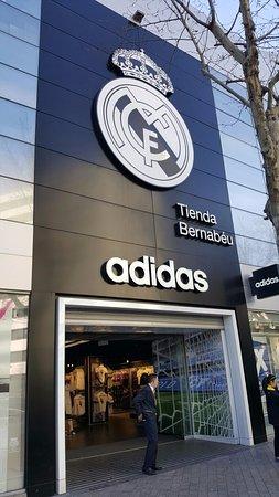 Tienda Bernabeu (Madrid) - 2019 Qué saber antes de ir - Lo más ... 391075edfdb17