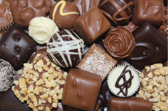 Port Elgin, Kanada: Handmade Chocolates since 1997