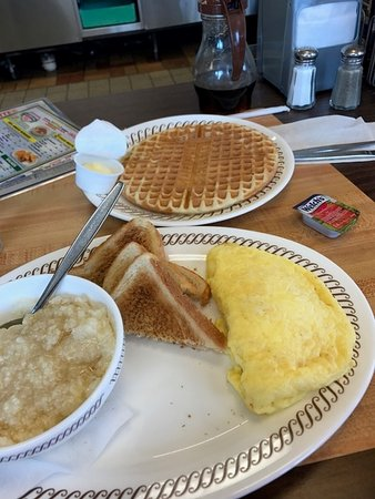 Murfreesboro, TN: breakfast made as I requested
