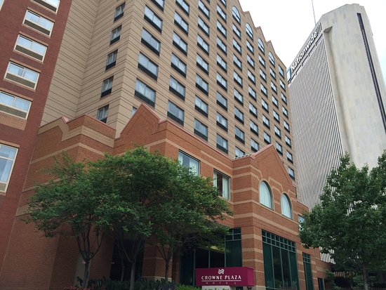 Crowne Plaza Columbus Downtown