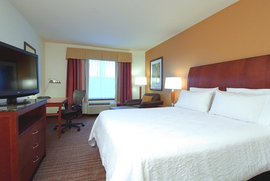 Hilton Garden Inn Rockford: Standard King Room