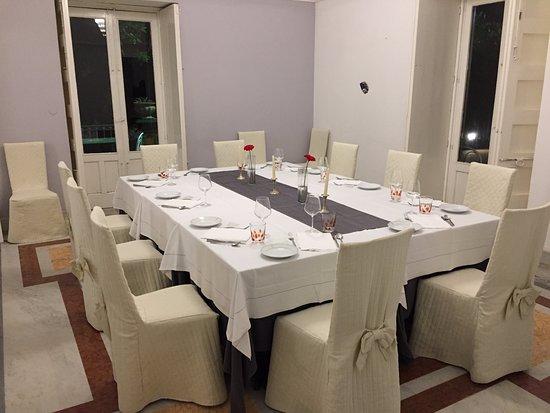 Zafferana Etnea, Italien: ristorante