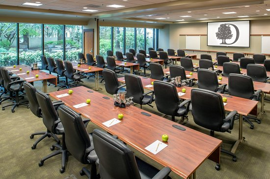 Doubletree Portland Meeting Rooms