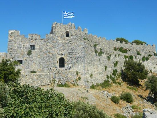 Leros, Greece: Castle