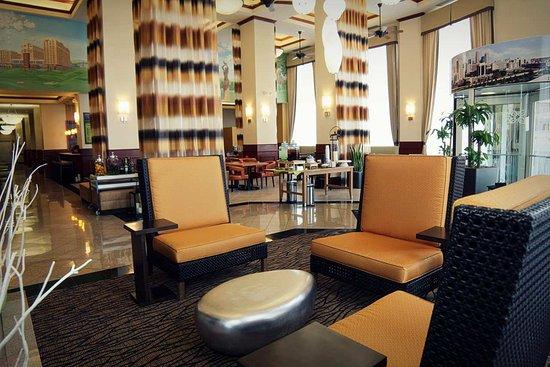 Hilton Garden Inn Charlotte Uptown: Lobby entrance