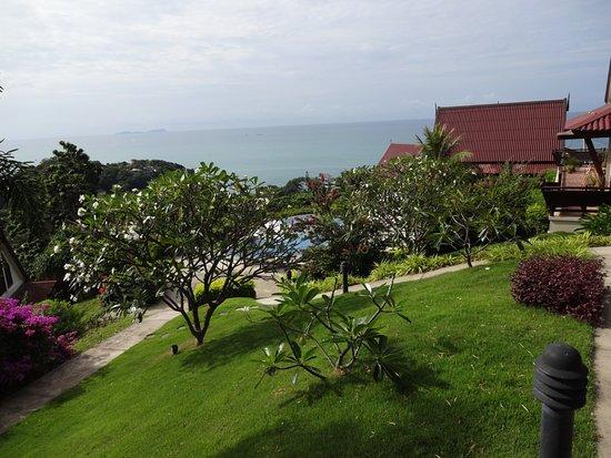 Baan KanTiang See: garden