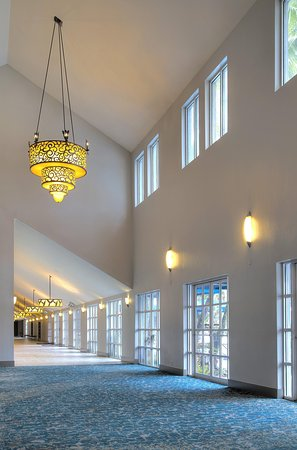 دبل تري باي هيلتون هوتل ديرفيلد بيتش: Foyer